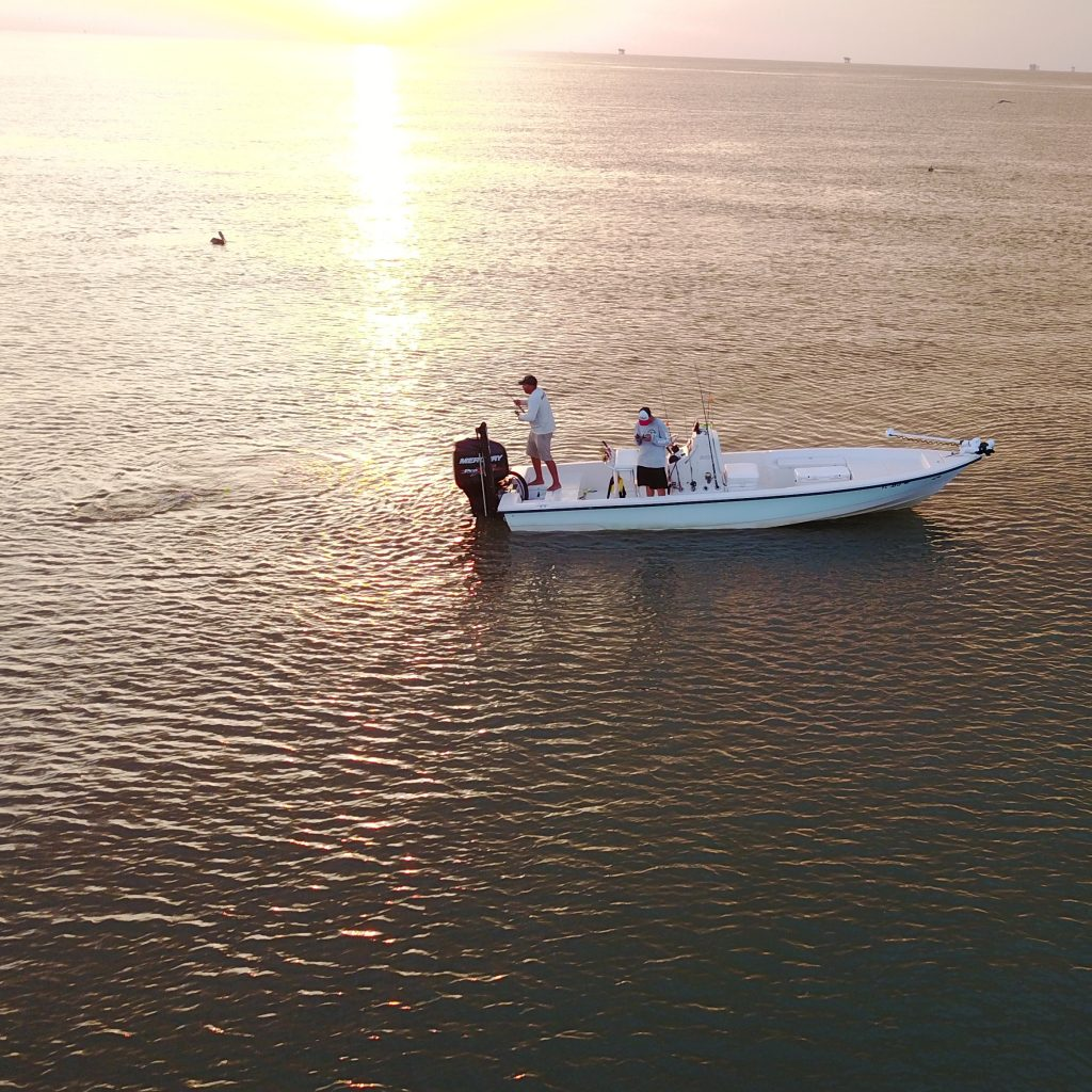 24 Pathfinder Clearwater fishing charters