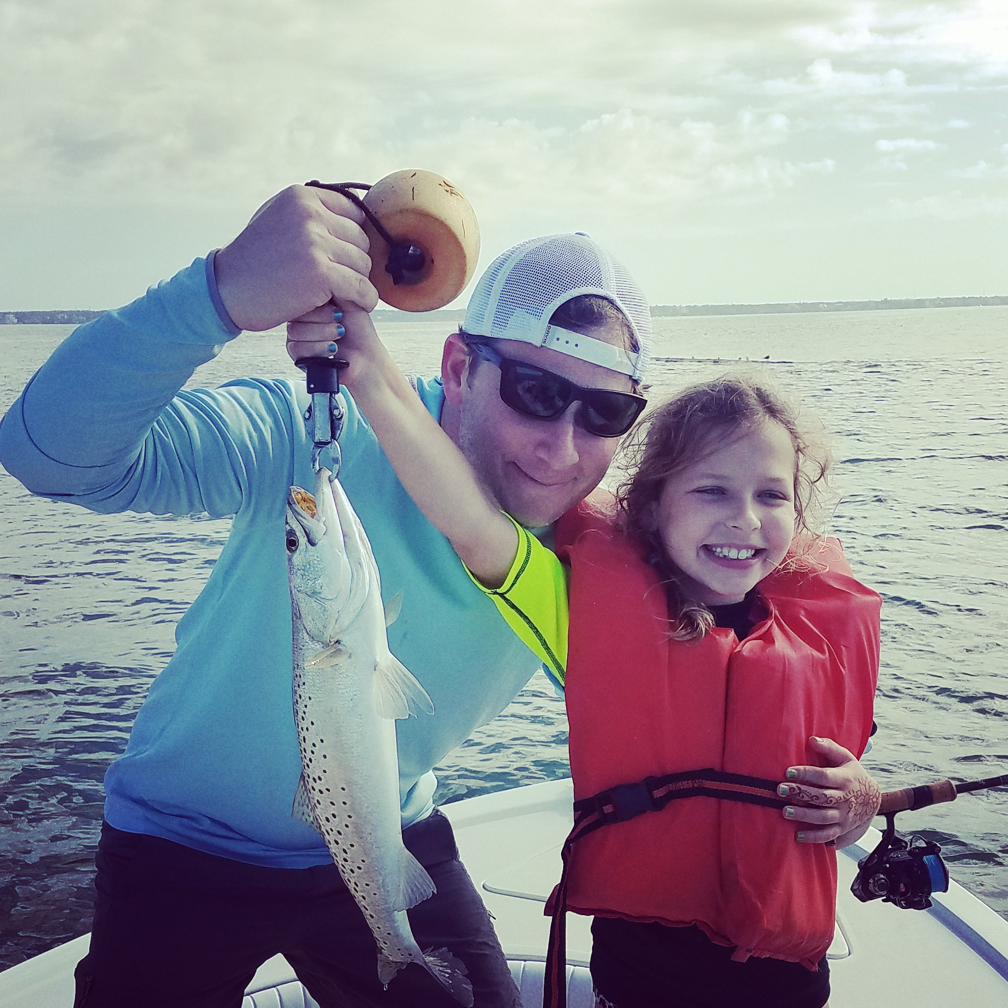 Clearwater fishing trips