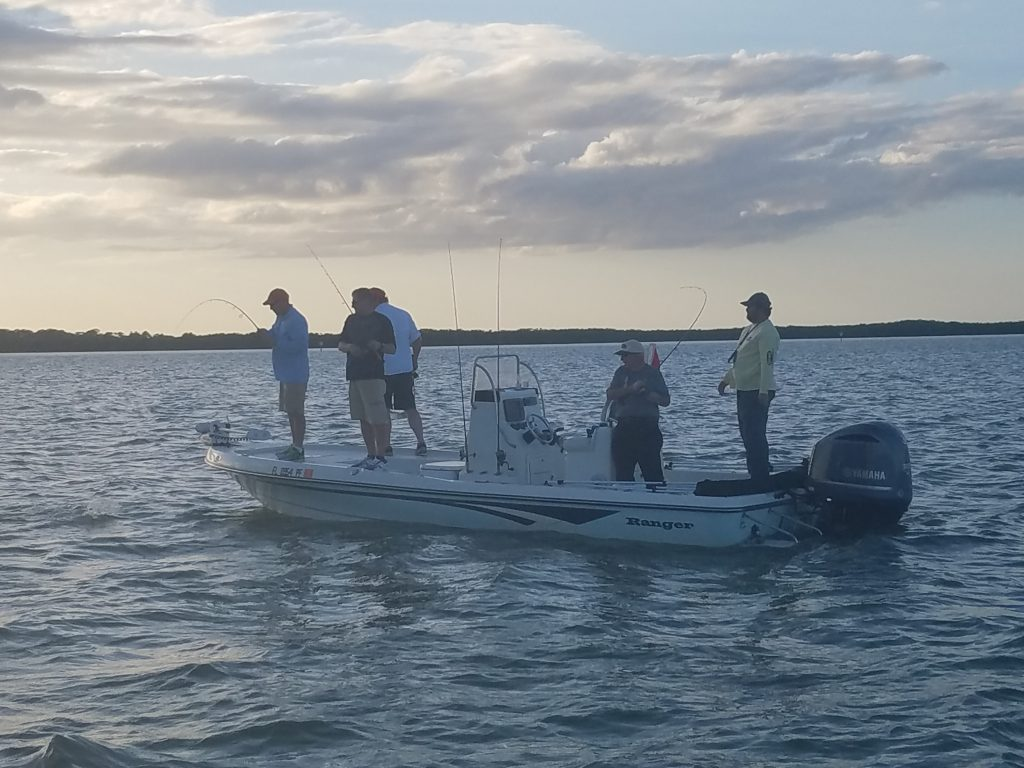 Mikes Clearwater Fishing Guide charter