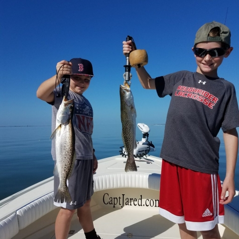 clearwater beach best fishing charter service