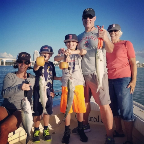 clearwater beach fishing