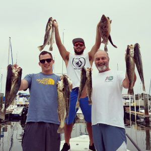 clearwater's best fishing charter