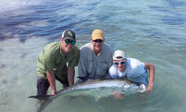 tampa clearwater guide fishing charter