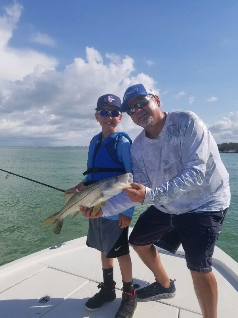 Capt.Mike Cole CLearwater Fishing Charters
