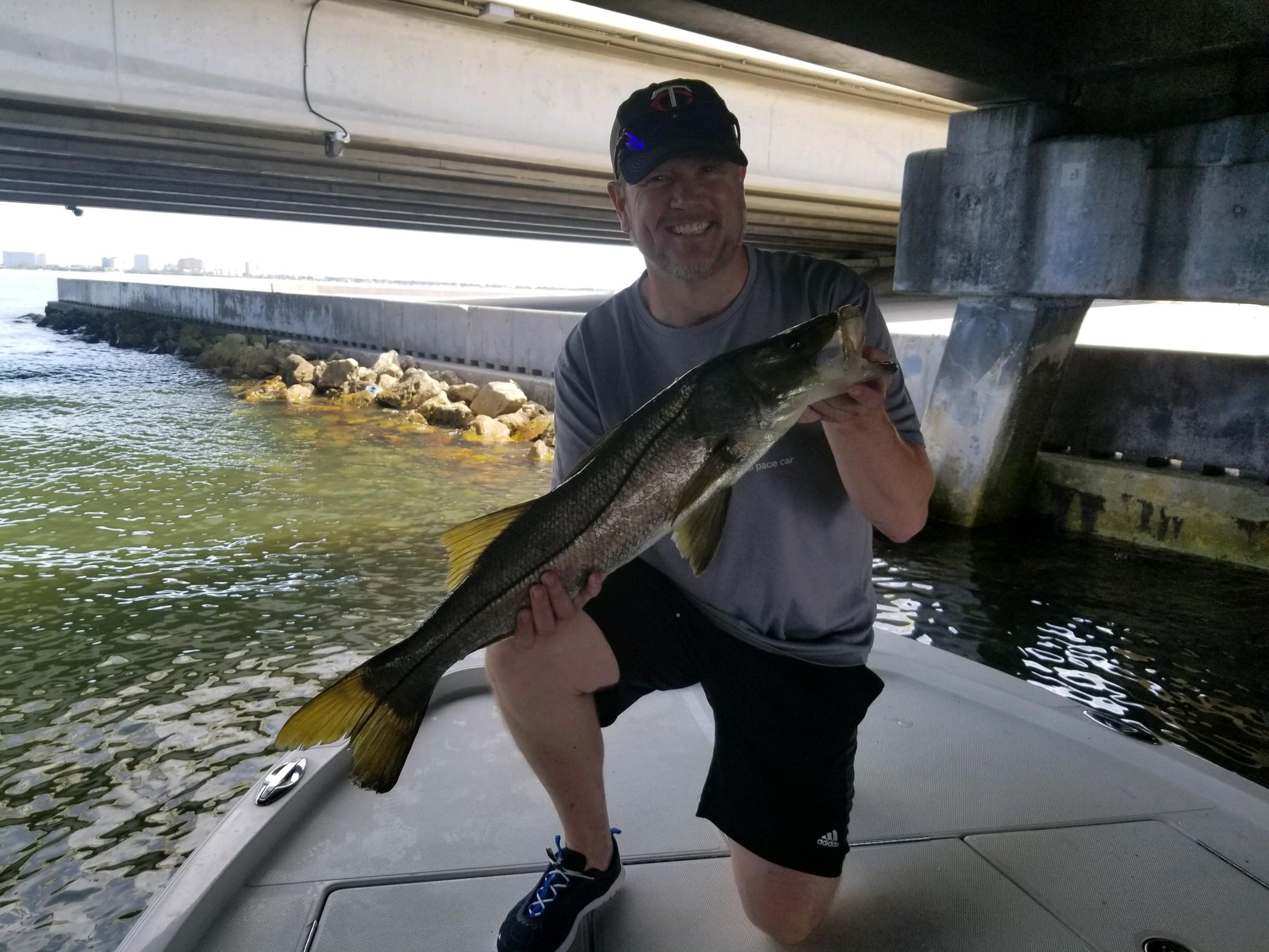 Fishing trips clearwater